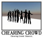 Chearing Crowd / Dancers -