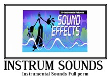 Instrumental Sounds Full perm