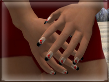 ::BnB:: Nailz ~SwEeThEaRtZ *GIFT*~ prim nails for Valentine's Day *PROMO