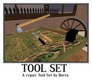 A repair Tool Set by Iloeta