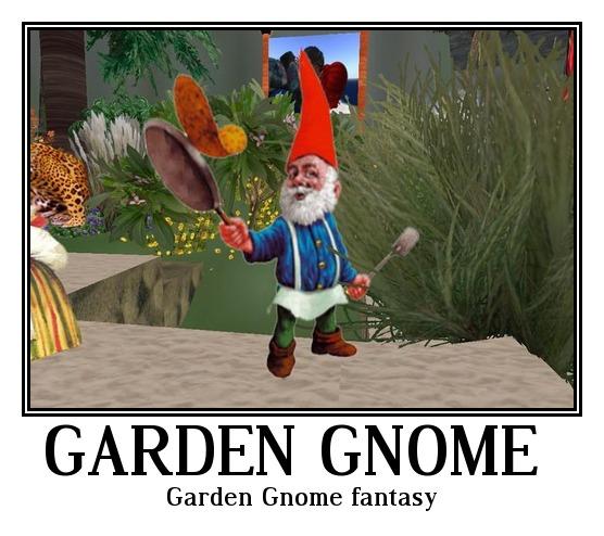 Garden Gnome  tagfantasy -