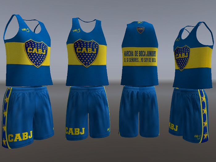 Boca Juniors Camiseta sin Mangas