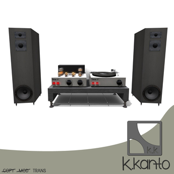 k.kanto - High End HIFI System