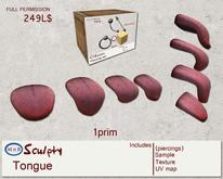 *~M`n B~* Tongue (box)