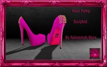-Z-Nikki Pump (Purple)