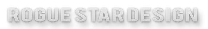 Rogue star design 3d