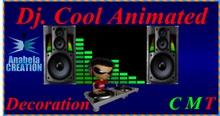 DJ ANIMATED COOL
