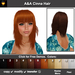 A a cinna hair 11 colors pic