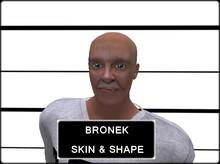 Old man skin & shape Bronek