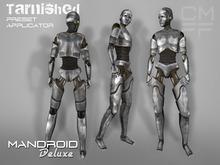 "CMFF ManDroid Preset Applicator Bot ""Tarnished"""