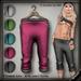 20.FIVE Mesh Capri Sweat Pants