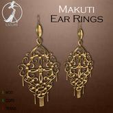 -= UZURI =- Makuti Ear Rings