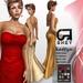 SHEY - Kattya Plunger Gown