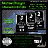 Xtreme Club TipJar - Mesh Boards