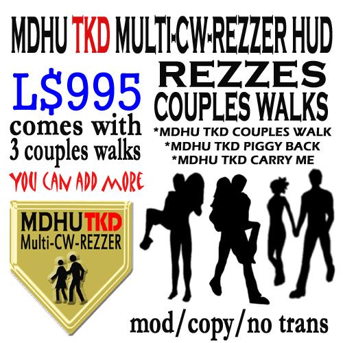 MDHU TKD MULTI-CW-REZZER HUD box - animation
