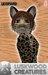 Luskwood Leopard Furry Avatar - Female