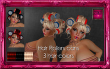 -ZULU-Hair Rollers Cans (Fat-Pack) By Nahemah Banx