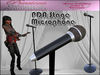 PDA Stage Mic with Stand