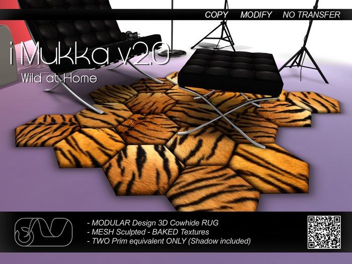 iMukka v2.0 (Tiger Edition)