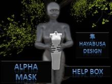 Mesh Template Alpha Mask Help Box