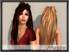 - MPP Hair - Amandine - Red