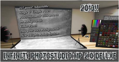 2013! Mesh Photostudio 2013 PROMO AUG 2013