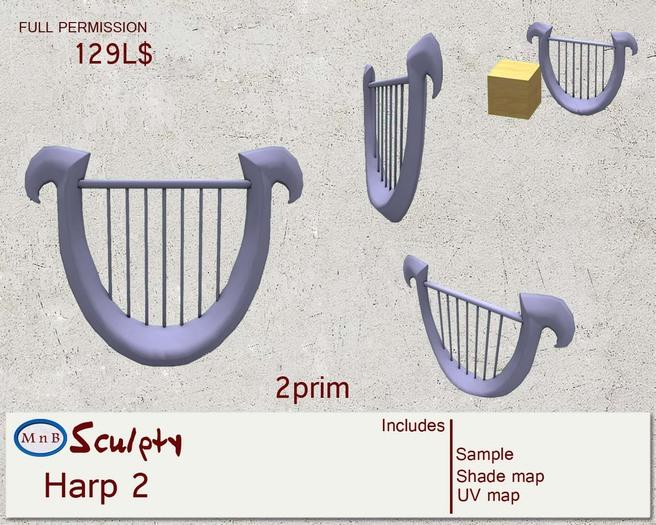 *~M`n B~* Harp 2 (box)