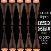 *TG* - Pattern Tights