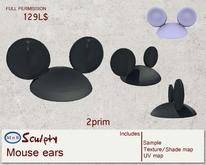 *~M`n B~* Mouse ears (box)