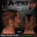 Alofoke! - Tribal 06 Hair Tattoo
