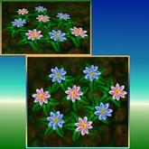 Weirdo Plants Cluster