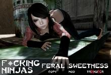 *FN* Feral Sweetness Pose