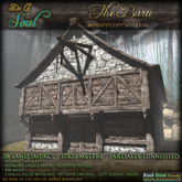 ~R~DLS~ The Rustic Barn - Boxed