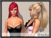 - MPP Hair - Priscilla - Red