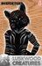 Luskwood Inverse Tiger Furry Avatar - Female