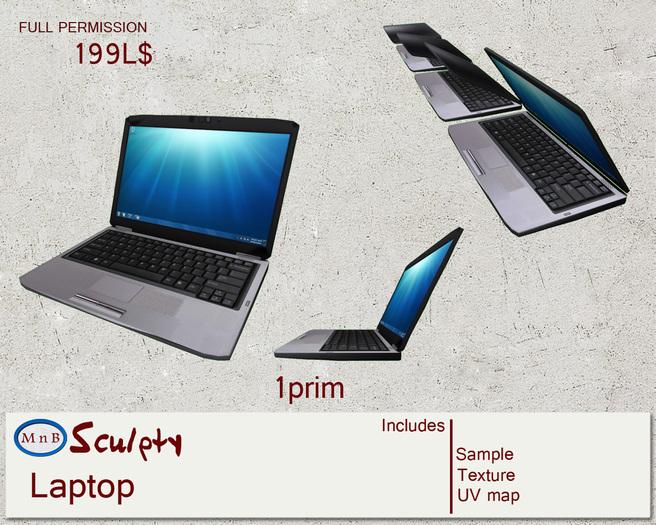 *~M`n B~* Laptop
