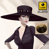*LODE* Hat - Imperia [brown]