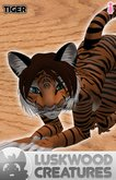 Luskwood Tiger Avatar - (Complete Female Furry Avatar)