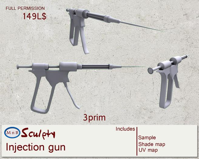 *~M`n B~* Injection gun (box)