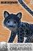 Luskwood Blue Leopard Furry Avatar - Male
