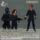 D1&MTG - ACU- Uniform - SWAT blue