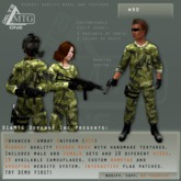 D1&MTG - ACU- Uniform - M90