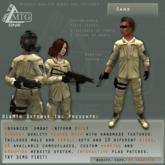 D1&MTG - ACU- Uniform - Sand