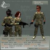 D1&MTG - ACU- Uniform - Marine Woodland