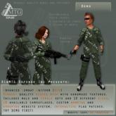 D1&MTG - ACU- Uniform - DEMO