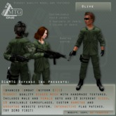 D1&MTG - ACU- Uniform - Olive Drab