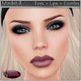 .:Glamorize:. Minikit 1 - Eyes + Lips + Combo
