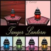 Moroccan Lantern Tanger Model 1 Prim Mesh