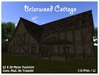 Old World Designs Briarwood cottage Rustic timber frame cottage