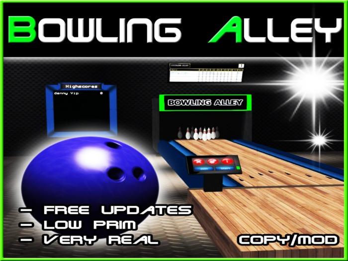 bowling alley - 2.8.5.1 / bowling lane (game)